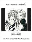 Ratoncita00 - ¡Aventuras entre amigos!-1