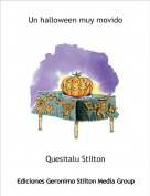 Quesitalu Stilton - Un halloween muy movido