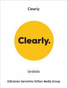 laralala - Clearly