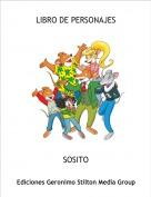SOSITO - LIBRO DE PERSONAJES