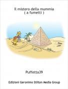 Puffetta39 - Il mistero della mummia ( a fumetti )