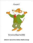 Veronica30aprile2002 - Grazie!!