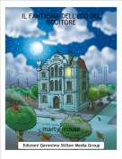 marty mouse - IL FANTASMA DELL'ECO DEL RODITORE
