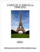 MIRI61 - 5 PARTE DE  EL ROBO DE LA TORRE EIFEL