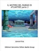 zavorrina - IL MISTERO DEL RUBINO DI ATLANTIDE parte 3