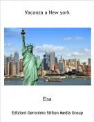 Elsa - Vacanza a New york