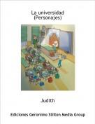 Judith - La universidad(Personajes)