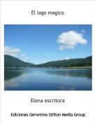 Elena escritora - El lago magico
