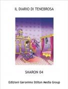 SHARON 04 - IL DIARIO DI TENEBROSA