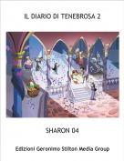 SHARON 04 - IL DIARIO DI TENEBROSA 2