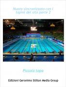 Piccola topa - Nuoto sincronizzato con i topini del sito parte 2