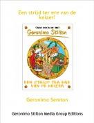 Geronimo Semton - Een strijd ter ere van de keizer!