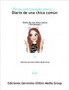 Lia - Otros personajes para....Diario de una chica común