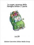 ccc29 - La super vacanza della famiglia Stilton 2^parte