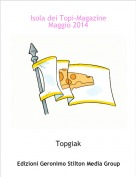 Topgiak - Isola dei Topi-MagazineMaggio 2014