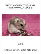 El Cid - REVISTA MORROCOTUDA PARA LOS MORROCOTUDOS 2