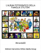 Miranda02 - L'ALBUM FOTOGRAFICO DELLA FAMIGLIA STILTON!