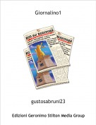 gustosabruni23 - Giornalino1