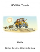 Giulia - NEWS DA: Topazia