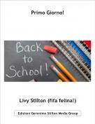 Livy Stilton (fifa felina!) - Primo Giorno!