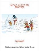 TOPINA95 - NATALE ALL'ECO DEL RODITORE