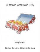sergiotopo - IL TESORO MISTERIOSO (1/6)
