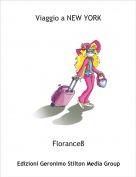 Florance8 - Viaggio a NEW YORK