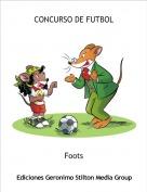 Foots - CONCURSO DE FUTBOL