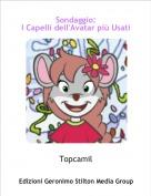 Topcamil - Sondaggio:I Capelli dell'Avatar più Usati