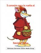 Ratolina Ratisa - 5 consejos para la vuelta al colegio