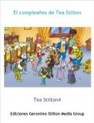 Tea Stilton4 - El cumpleaños de Tea Stilton