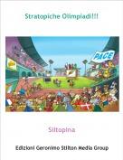 Siltopina - Stratopiche Olimpiadi!!!