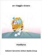 maddyna - un viaggio strano