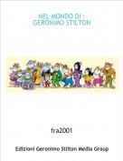 fra2001 - NEL MONDO DI :GERONIMO STILTON