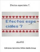 Alex910 - Efectos especiales 7.