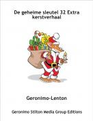 Geronimo-Lenton - De geheime sleutel 32 Extra kerstverhaal