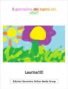 Laurina10! - Il giornalino dei topini del sito!!