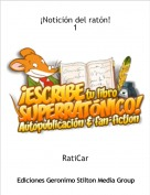 RatiCar - ¡Notición del ratón!1