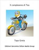 Topo Greta - Il compleanno di Tea
