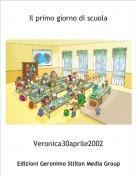 Veronica30aprile2002 - Il primo giorno di scuola