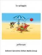 jefferson - la spiaggia