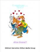 Alice Grana!! - Il regalo per....TEA!!!!