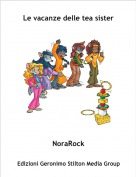 NoraRock - Le vacanze delle tea sister
