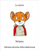 Ratiguay - Lo siento