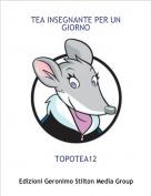 TOPOTEA12 - TEA INSEGNANTE PER UN GIORNO
