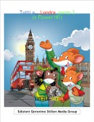 LITTLE BEE - Tutti a...Londra  parte 2(x Flower18!)