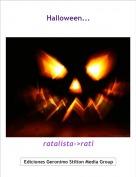 ratalista->rati - Halloween...