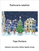 Topo Portiere - Pasticceria natalizia