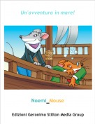 Noemi_Mouse - Un'avventura in mare!