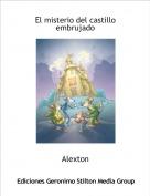 Alexton - El misterio del castillo  embrujado